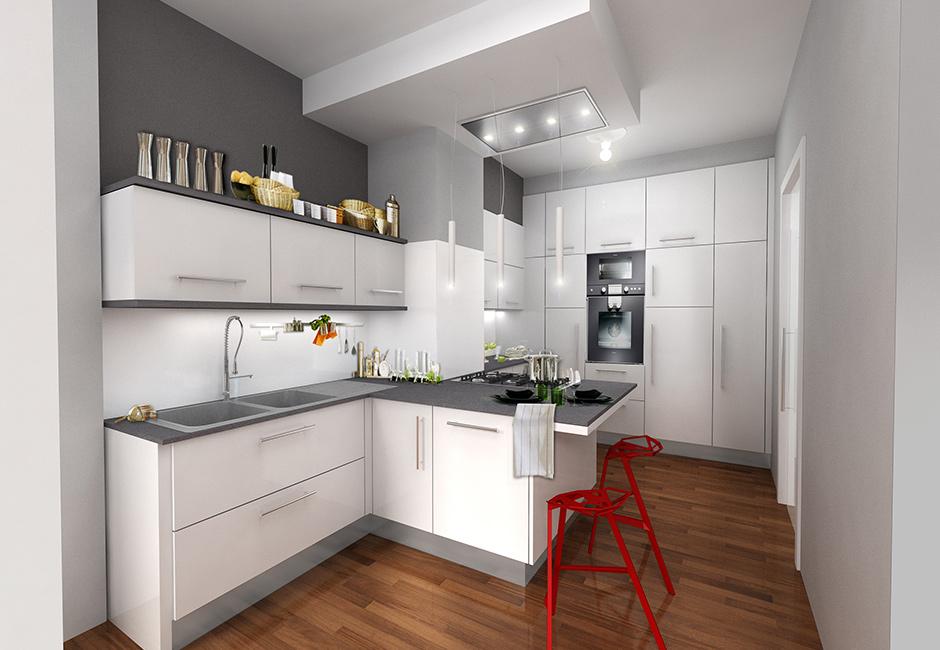 Quinta dimensione 3d computer graphics evolution for Progetto 3d cucina